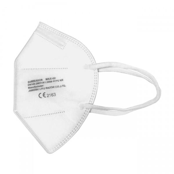 FFP2 12er Pack - Farbe: Weiß