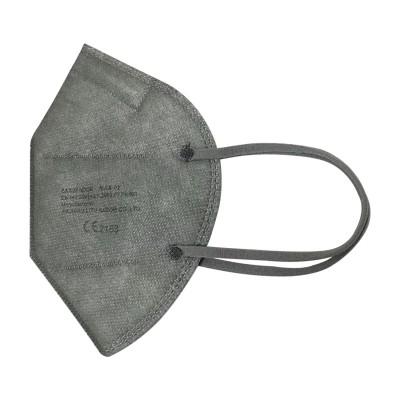 FFP2 12er Pack - Große M (Jugendlich) Farbe: Grau