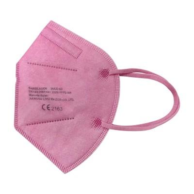 FFP2 Maske (Box 20 Stk) - Große M (Jugendlich) Farbe: Pink