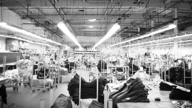 Textiel Produktion